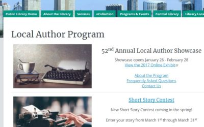 Local Author Exhibition
